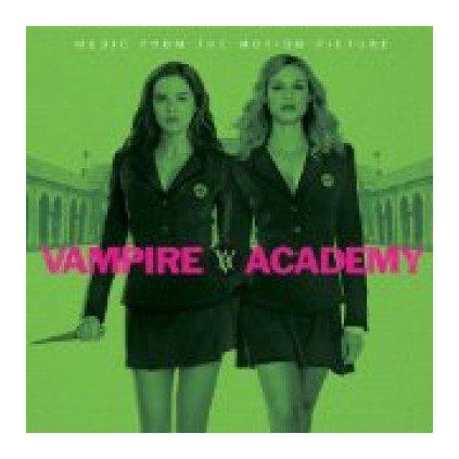 VINYLO.SK | OST ♫ VAMPIRE ACADEMY [CD] 0600753502266