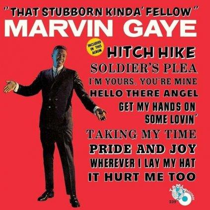 VINYLO.SK | GAYE, MARVIN ♫ THAT STUBBORN KINDA' FELLOW [LP] 0600753536469