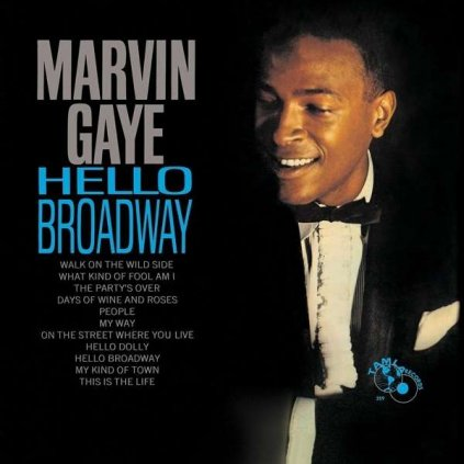 VINYLO.SK | GAYE, MARVIN ♫ HELLO BROADWAY [LP] 0600753536483