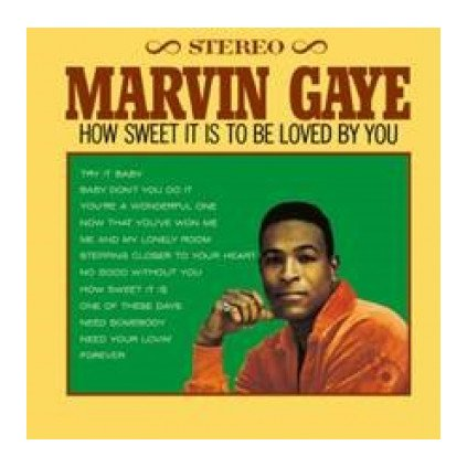 VINYLO.SK | GAYE, MARVIN ♫ HOW SWEET IT IS TO BE LOVED BY YOU [LP] 0600753536506