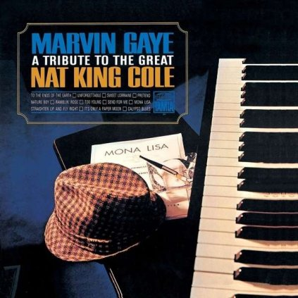 VINYLO.SK | GAYE, MARVIN ♫ A TRIBUTE TO THE GREAT NAT [LP] 0600753536513