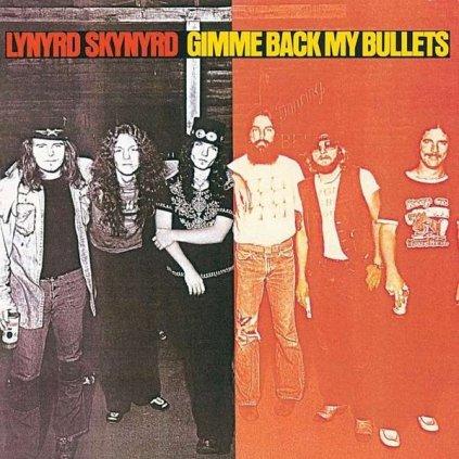 VINYLO.SK | LYNYRD SKYNYRD ♫ GIMME BACK MY BULLETS [LP] 0600753550205