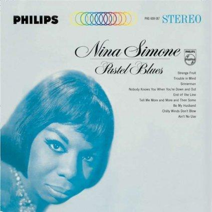 VINYLO.SK | SIMONE, NINA ♫ PASTEL BLUES [LP] 0600753605714