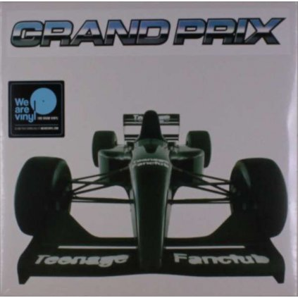 "VINYLO.SK | TEENAGE FANCLUB - GRAND PRIX [LP + SP7"" Single]"