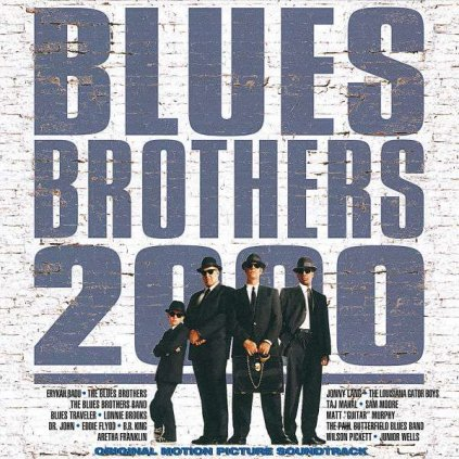 VINYLO.SK   OST ♫ THE BLUES BROTHERS 2000 (ORIGINAL SOUNDTRACK) [CD] 0601215311624