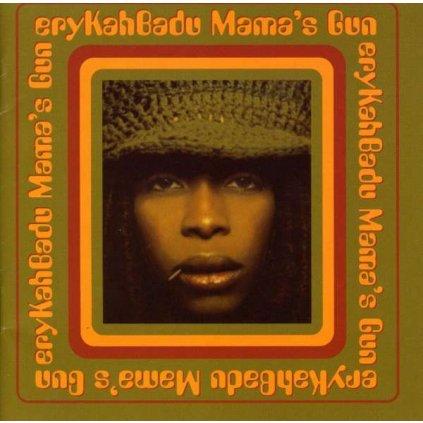 VINYLO.SK | BADU ERYKAH ♫ MAMA'S GUN [CD] 0601215325928