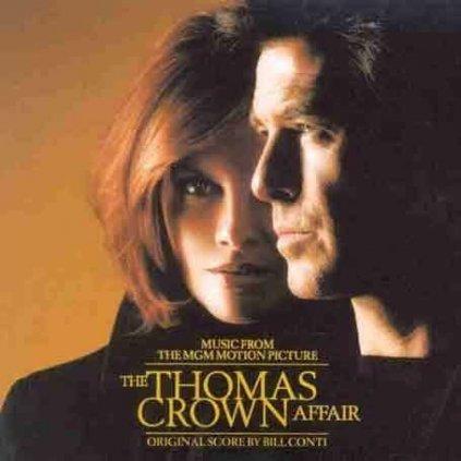 VINYLO.SK | OST ♫ THOMAS CROWN AFFAIR [CD] 0601215398625