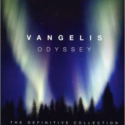 VINYLO.SK   VANGELIS ♫ ODYSSEY - BEST OF [CD] 0602498119105