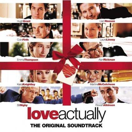 VINYLO.SK | OST ♫ LOVE ACTUALLY [CD] 0602498140338