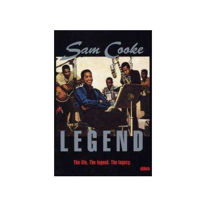 VINYLO.SK | COOKE, SAM ♫ LEGEND [DVD] 0602498188170