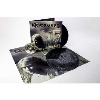 VINYLO.SK | NEVERMORE - THIS GODLESS ENDEAVOR [2LP + CD]