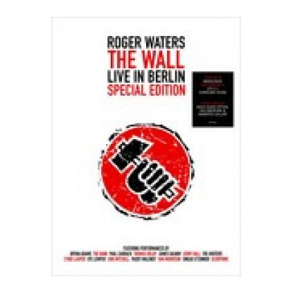 VINYLO.SK | WATERS, ROGER ♫ THE WALL (LIVE IN BERLIN) [DVD] 0602498257500