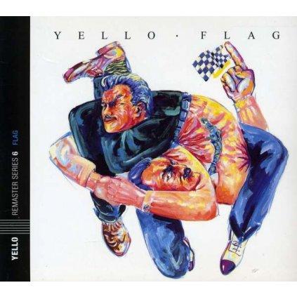 VINYLO.SK | YELLO ♫ FLAG [CD] 0602498307571