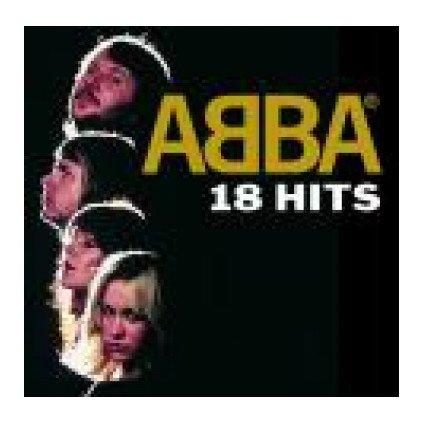 VINYLO.SK | ABBA ♫ 18 HITS [CD] 0602498314524