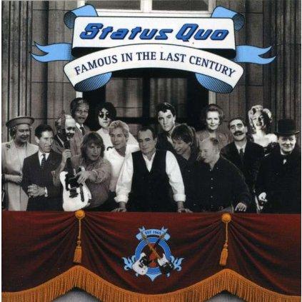 VINYLO.SK | STATUS QUO ♫ FAMOUS IN THE LAST CENTURY [CD] 0602498339350