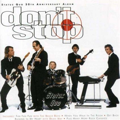VINYLO.SK | STATUS QUO ♫ DON'T STOP [CD] 0602498341216