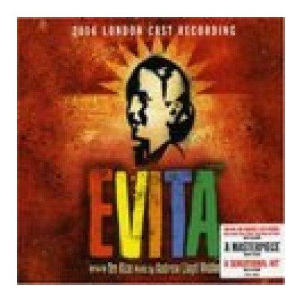 VINYLO.SK | OST ♫ EVITA [CD] 0602498559758