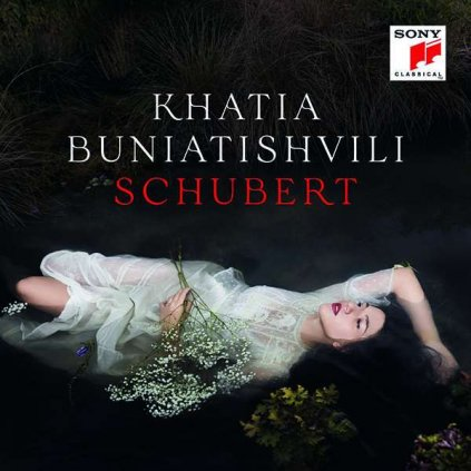 VINYLO.SK | BUNIATISHVILI, KHATIA - SCHUBERT [CD]
