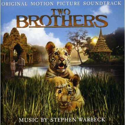 VINYLO.SK   OST ♫ TWO BROTHERS [CD] 0602498621240