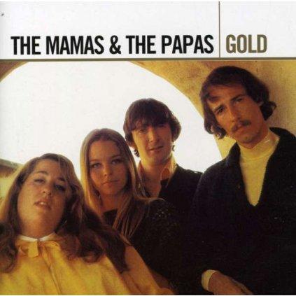 VINYLO.SK | MAMAS & PAPAS ♫ GOLD [2CD] 0602498624685