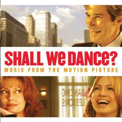 VINYLO.SK | OST ♫ SHALL WE DANCE? [CD] 0602498639535