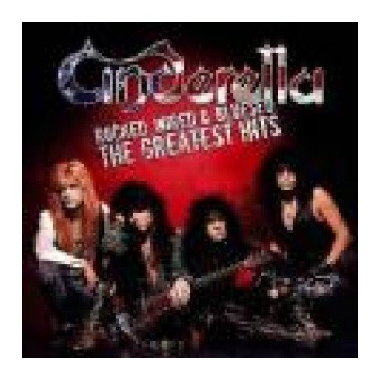VINYLO.SK | CINDERELLA ♫ ROCKED, WIRED & BLUESED: THE GREATEST HITS [CD] 0602498641996