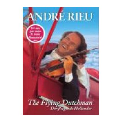 VINYLO.SK | RIEU ANDRÉ ♫ THE FLYING DUTCHMAN [DVD] 0602498681169