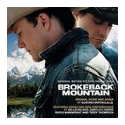 VINYLO.SK | OST ♫ BROKEBACK MOUNTAIN [CD] 0602498865859