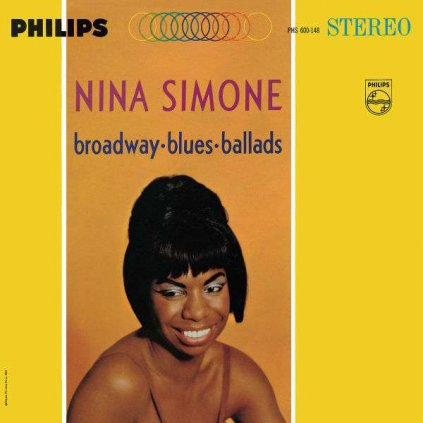 VINYLO.SK | SIMONE, NINA ♫ BROADWAY, BLUES, BALLADS [CD] 0602498886953