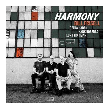 VINYLO.SK | FRISELL, BILL ♫ HARMONY [CD] 0602508001635