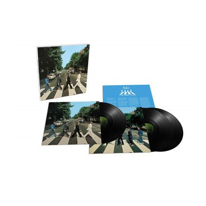 VINYLO.SK | BEATLES, THE ♫ ABBEY ROAD / Limited [3LP] 0602508007446