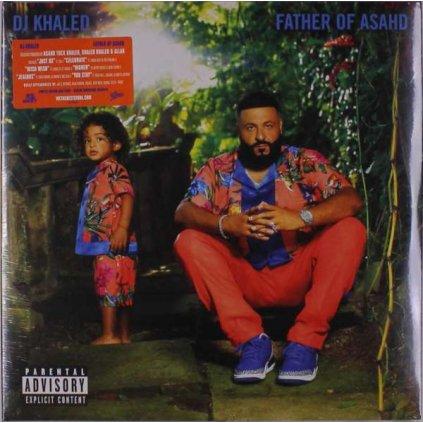 VINYLO.SK | DJ KHALED - FATHER OF ASAHD [2LP]