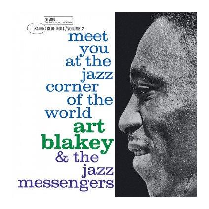 VINYLO.SK | BLAKEY, ART ♫ MEET YOU AT THE JAZZ CORNER OF THE WORLD VOL. 1 [LP] 0602508073861