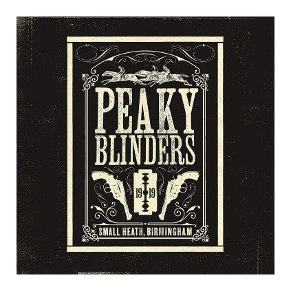 VINYLO.SK | OST ♫ PEAKY BLINDERS [2CD] 0602508156472