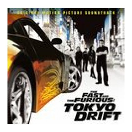 VINYLO.SK | OST ♫ THE FAST AND THE FURIOUS 3 - TOKYO DRIFT [CD] 0602517009974