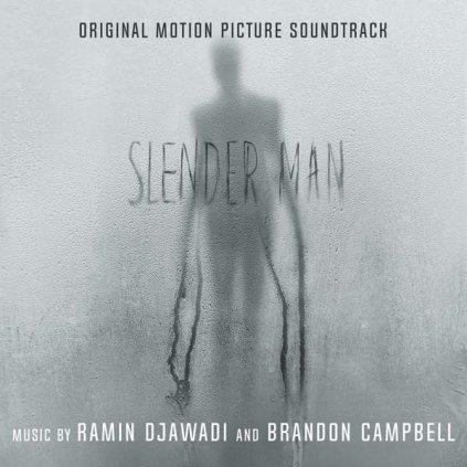 VINYLO.SK | OST - SLENDER MAN [CD]