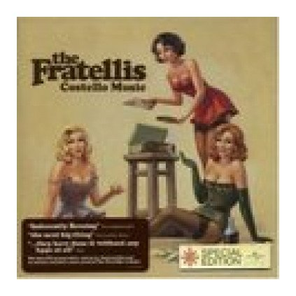 VINYLO.SK | FRATELLIS, THE ♫ COSTELLO MUSIC [CD] 0602517127074