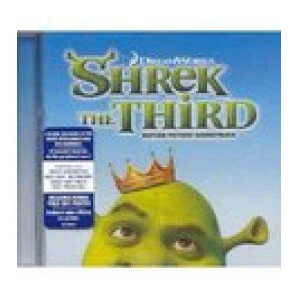 VINYLO.SK | OST ♫ SHREK THE THIRD (3) [CD] 0602517326231
