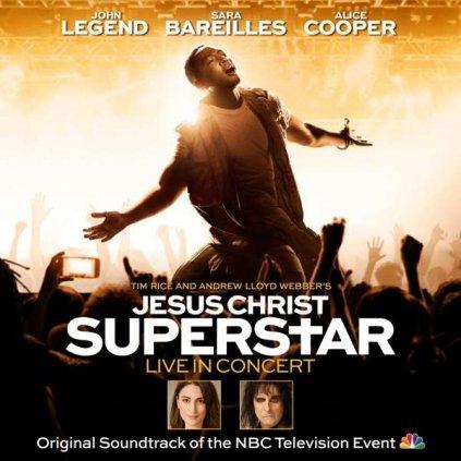 VINYLO.SK | MUSICAL - JESUS CHRIST SUPERSTAR LIVE IN CONCERT [2CD]