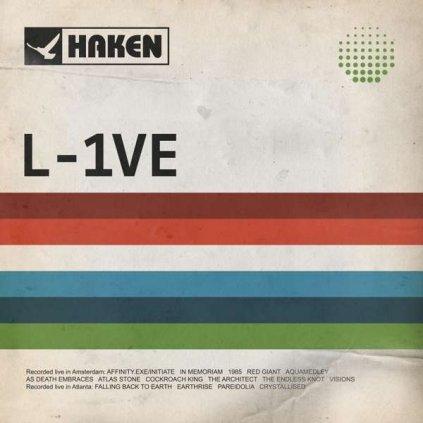 VINYLO.SK   HAKEN - L - 1VE [2CD + 2DVD]