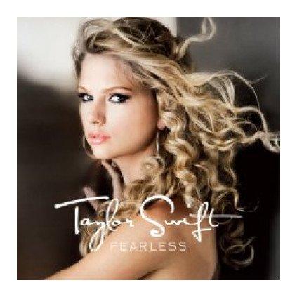 VINYLO.SK | SWIFT TAYLOR ♫ FEARLESS [CD] 0602517976290