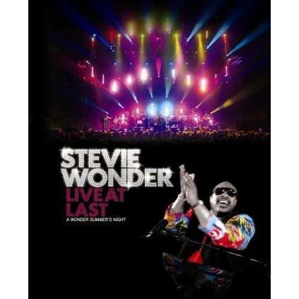 VINYLO.SK | WONDER STEVIE ♫ LIE AT LAST [Blu-Ray] 0602517986862
