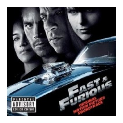 VINYLO.SK | OST ♫ FAST & FURIOUS [CD] 0602527021355
