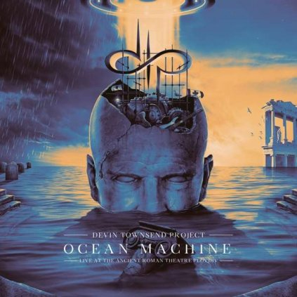 VINYLO.SK | TOWNSEND, DEVIN -PROJECT- - OCEAN MACHINE (LIVE AT THE ANCIENT ROMAN THEATRE PLOVDIV) [Blu-Ray]