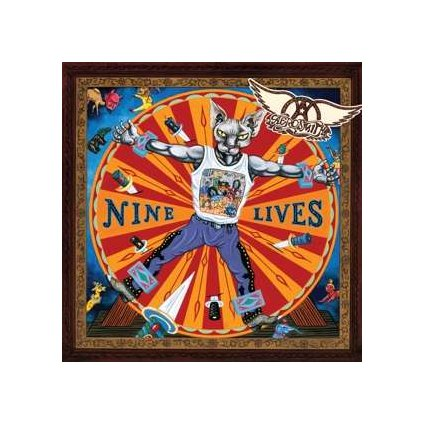 VINYLO.SK | AEROSMITH - NINE LIVES [2LP]