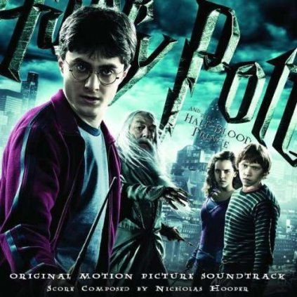 VINYLO.SK | OST ♫ HARRY POTTER AND THE HALF-BLOOD PRINCE / HARRY POTTER A PRINC DVOJÍ KRVE [CD] 0602527105123