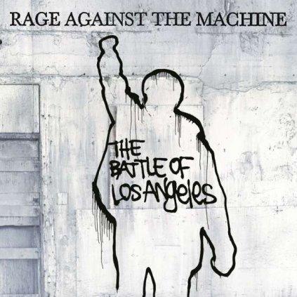 VINYLO.SK   RAGE AGAINST THE MACHINE - THE BATTLE OF LOS ANGELES [LP]