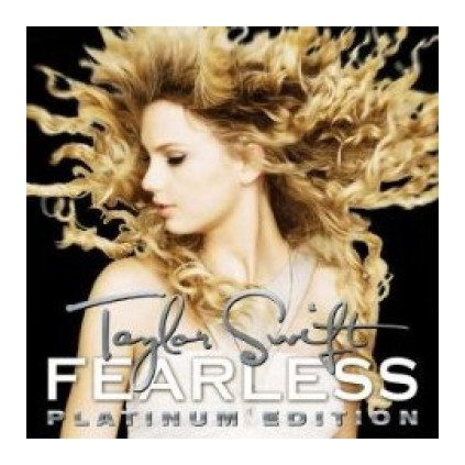 VINYLO.SK | SWIFT TAYLOR ♫ FEARLESS / Platinum [2CD] 0602527230344