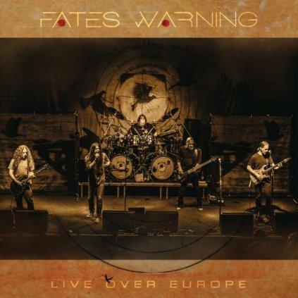 VINYLO.SK   FATES WARNING - LIVE OVER EUROPE [3LP + 2CD]