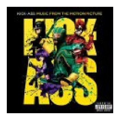 VINYLO.SK | OST ♫ KICK-ASS [CD] 0602527381091